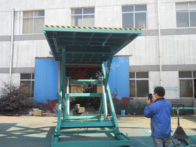 石家庄剪叉式液压升降机,大量供应高性价剪叉式升降机