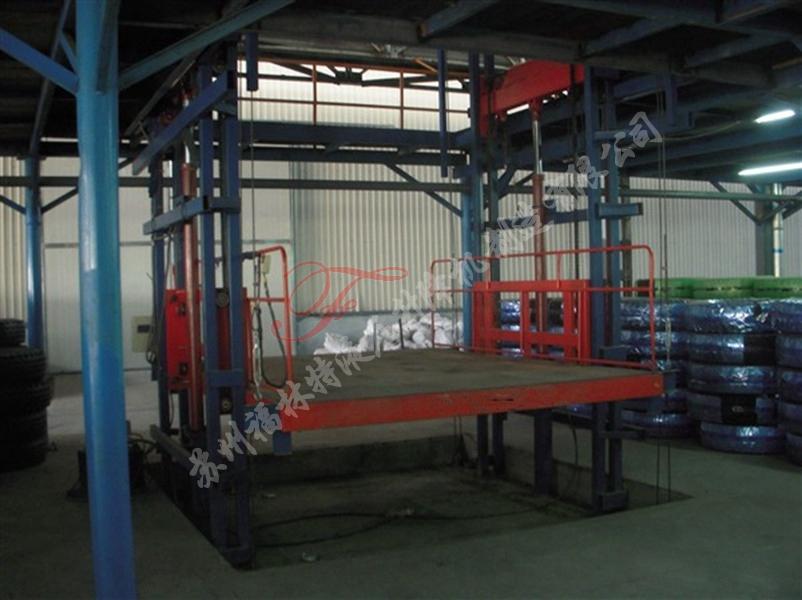 液压升降台厂家-福林特液压升降机供应厂家直销的升降台