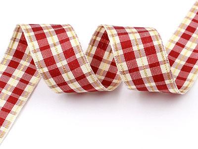 优质的苏格兰格子缎带哪里有_包装蝴蝶结厂家