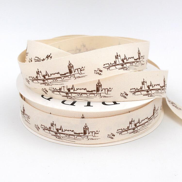 广州罗纹带-福建高质量的印刷丝带报价