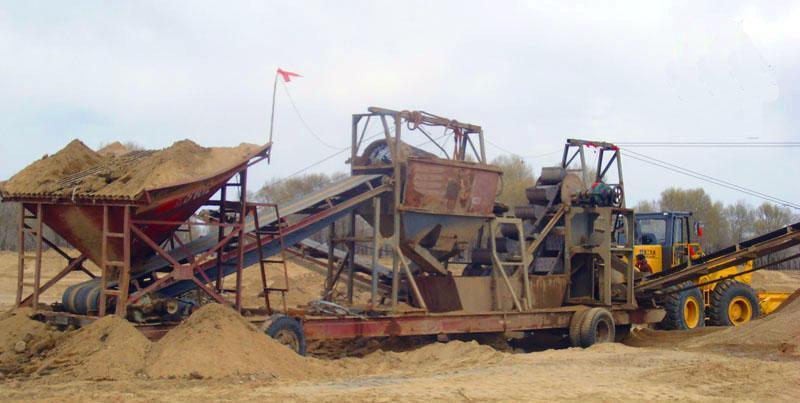 洗砂机厂商-济工机械提供销量好的洗砂机