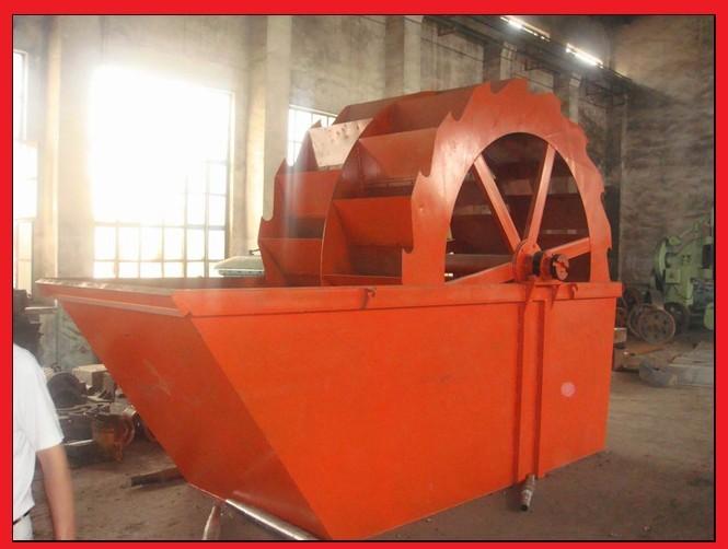 天津轮式洗砂机厂商-专业的轮式洗砂机推荐