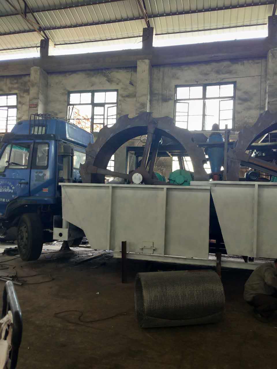 济工机械提供有品质的洗砂机,湖北移动式洗砂机价格