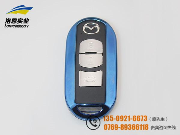 汽车保护壳供应商,推荐洛恩实业——石排汽车钥匙扣品牌