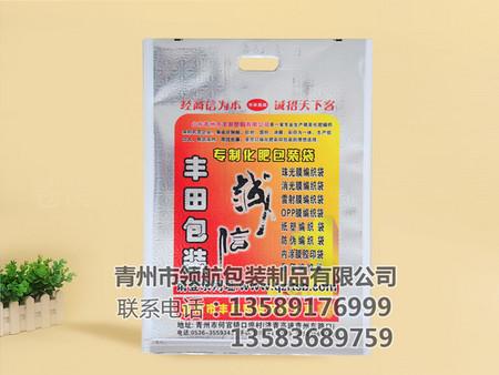 领航包装为您提供品质优良的珠光膜编织袋,化肥编织袋价格
