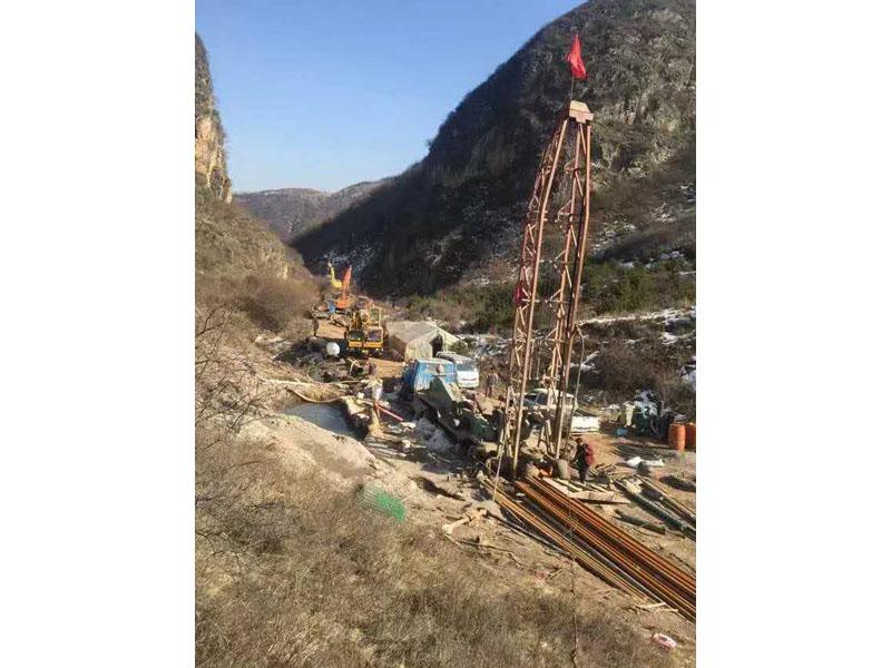 定西钻井工程_兰州陇信打井工程供应信誉好的钻井工程