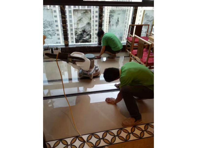惠安石材护理-明泉物业管理供应信誉好的石材护理