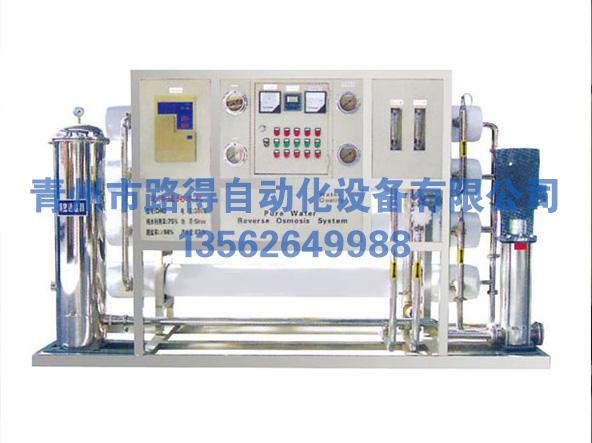 桶装纯净水生产设备 路得自动化设备供应质量好的桶装水生产设备