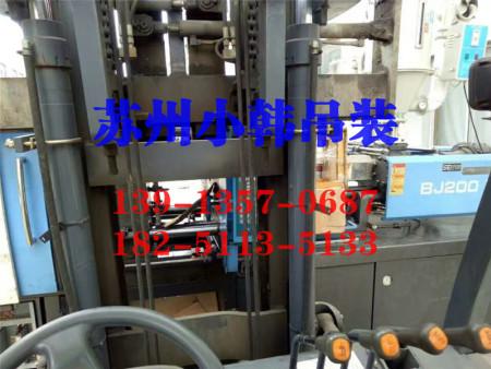 东桥设备吊装服务_小韩吊装搬运_专注苏州设备吊装的靠谱公司