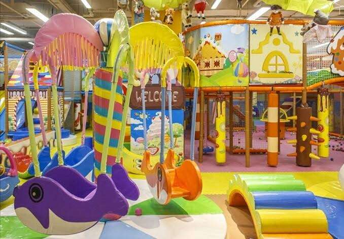 兒童室內樂園設備生產廠家