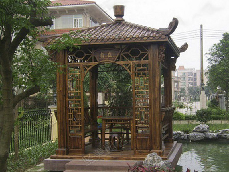 庭院景观工程设计哪家好 想找有信誉度的庭院景观设计,就来文鼎园林工程