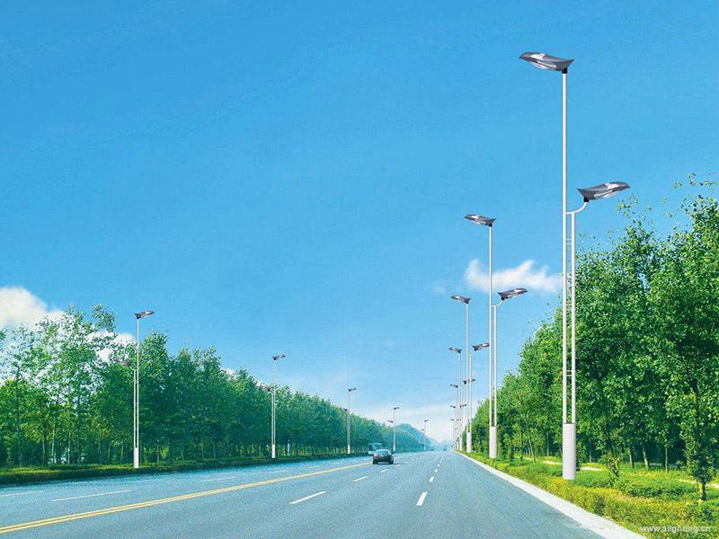 兰州太阳能路灯安装|兰州规模大的路灯厂家推荐