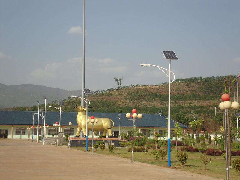 甘肅太陽能路燈-蘭州哪里有賣堅固的太陽能路燈
