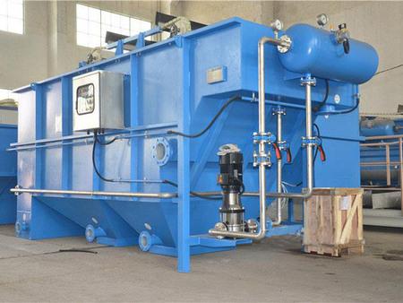 【谦德环保】气浮机--溶气气浮机--溶气气浮机厂家