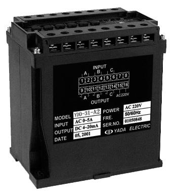 交流电流/电压变送器YDD-I代理-哪里可以买到高性价交流电流/电压变送器YDD-I