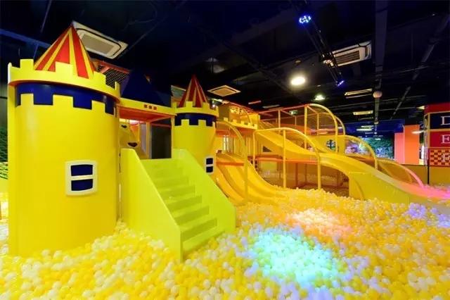 室內兒童樂園排行榜