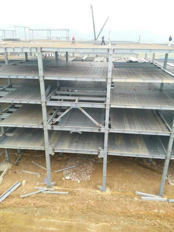 吉安可拆卸※式楼承板-漳州钢筋桁�架工程项目