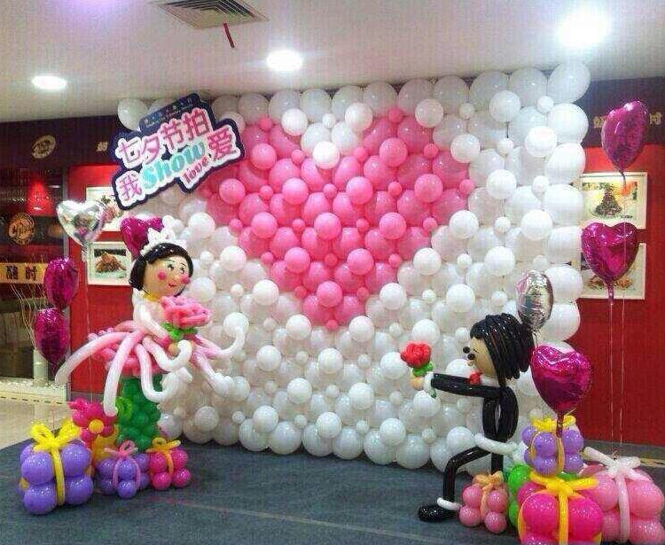 喜宴場地設計-設計新穎的婚禮氣球裝飾哪家提供