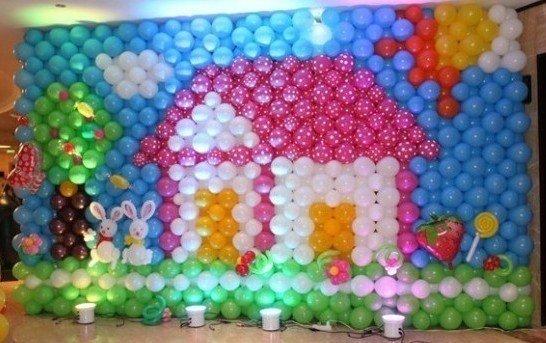 青岛六一气球|专业的氦气气球由青岛逗儿乐彩球提供