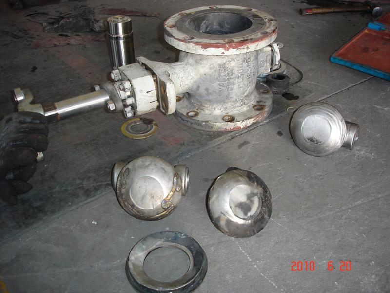 新疆进口调节阀修复_要找口碑好的进口调节阀修复当选兰州金研激光再制造技术开发