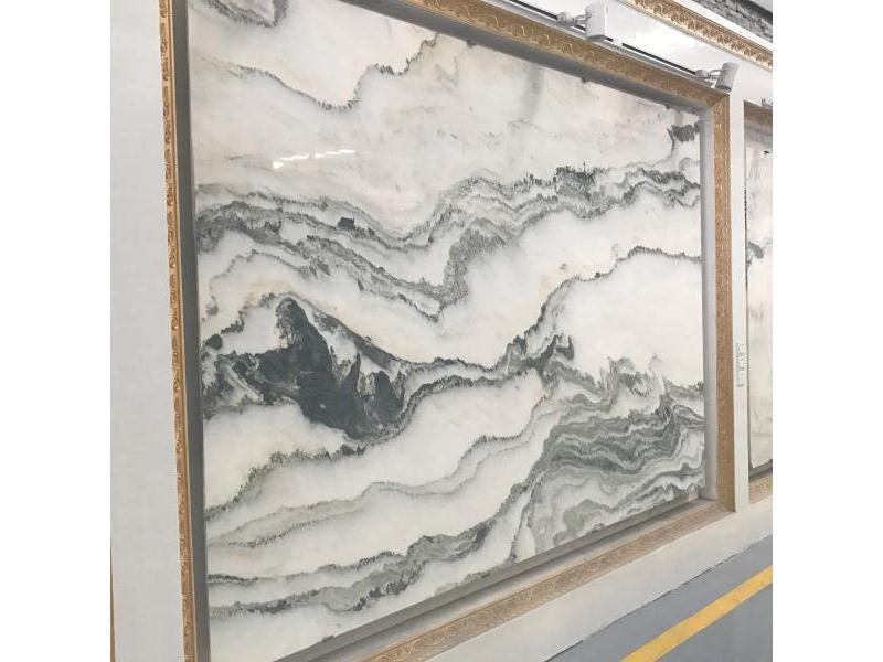 山水畫石材哪家好-買優惠的山水畫石材,就來富美石材