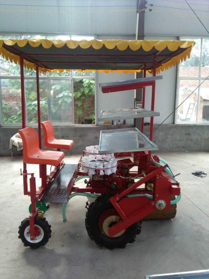 移栽机哪里好【雪豹农业装备】【丹参移栽机】【蔬菜移栽机】