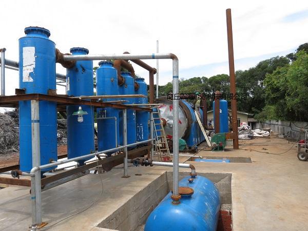 多功能环保炼油设备