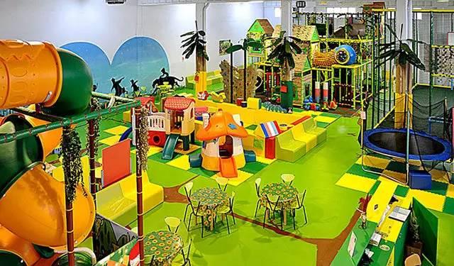 室内儿童乐园厂家
