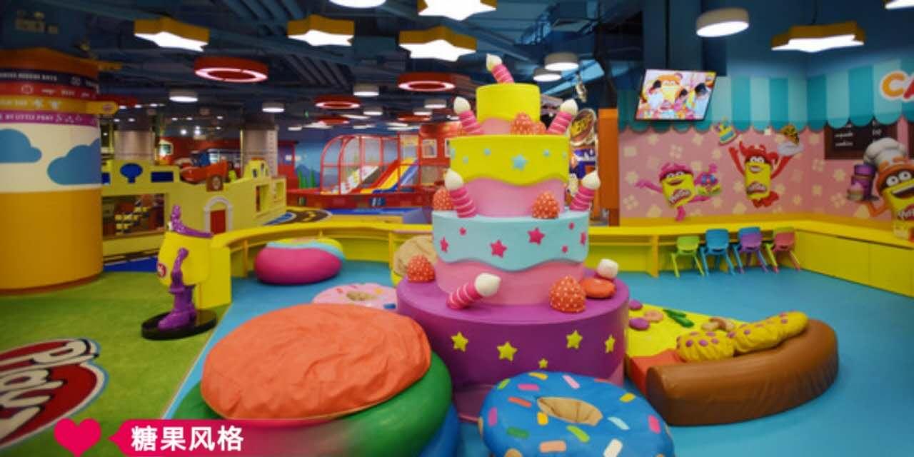 室內兒童樂園設備價格?