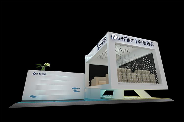 漳州商场静态展-福建可信赖的商场展台设计推荐