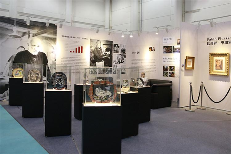 漳州品牌馆设计-厦门服务周到的拍卖艺术展板公司