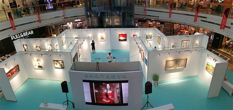 总部展厅设计_厦门哪里有服务好的拍卖艺术展板