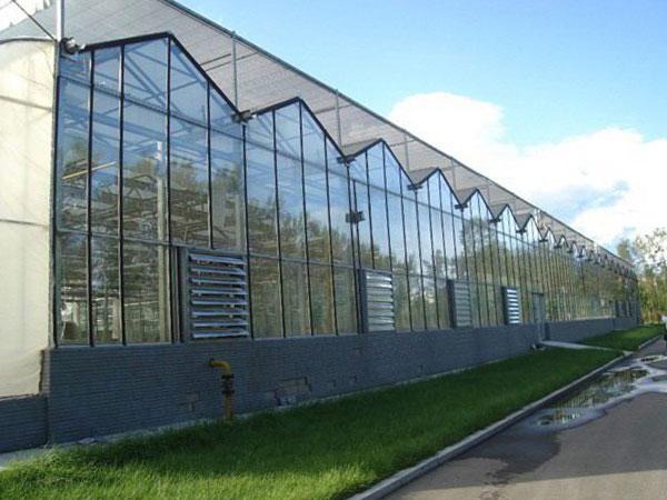双拱双膜温室就选万铭农业科技——双拱双膜温室建造商