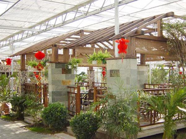 生态餐厅价格范围 河南生态餐厅厂家