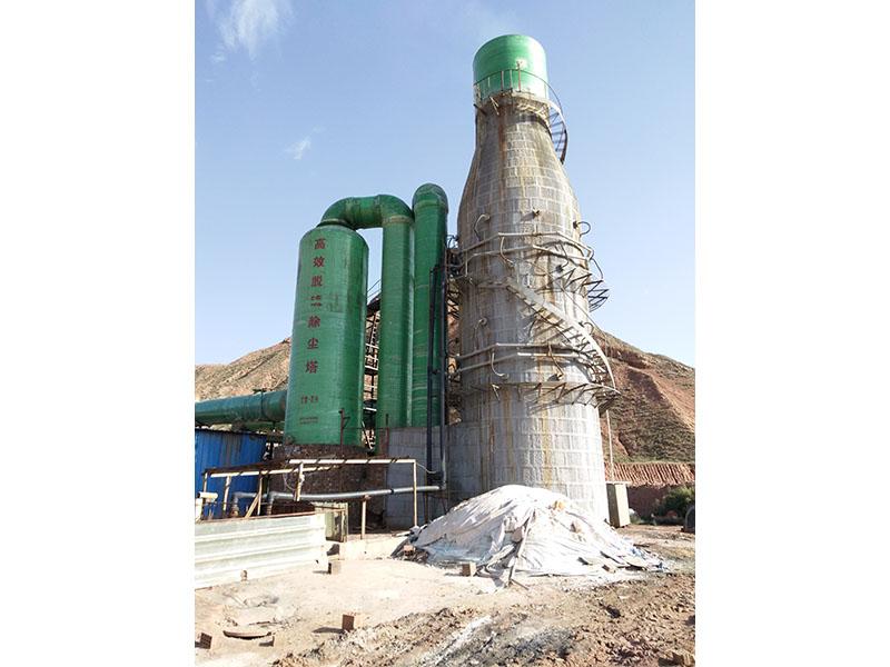 宁夏玻璃钢脱硫除尘设备厂家-专业的玻璃钢脱硫除尘设备公司推荐