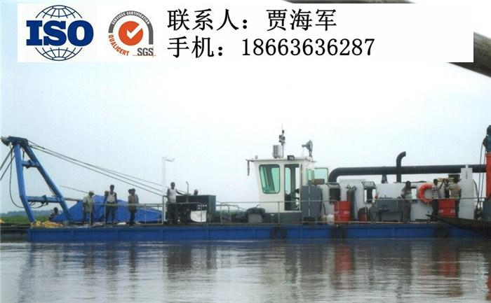 挖泥船制造厂-知名的挖泥船供应商_凯翔机械