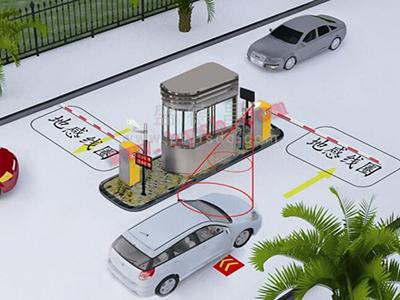 莆田區域專業的停車場門禁管理系統,福州停車場系統