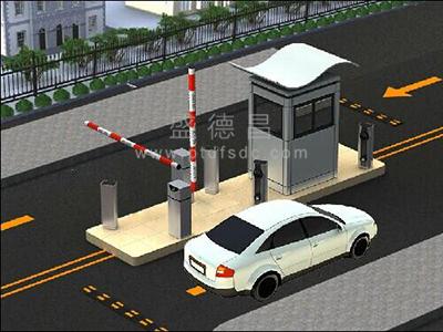 莆田区域专业的停车场门禁管理系统,福州停车场系统