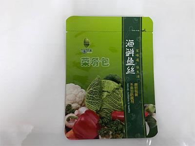 汇盈印刷供应同行中口碑好的食品包装袋——定制休闲食品包装袋