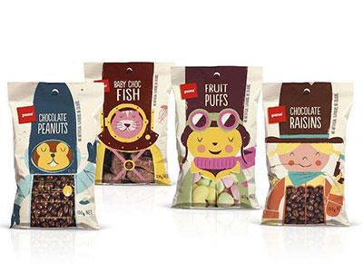 定制休闲食品包装袋|销量好的食品包装袋,汇盈印刷提供