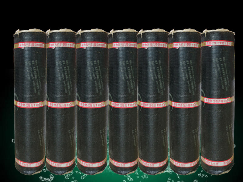 福建新品防水卷材出售——厦门SOS沥青防水卷材