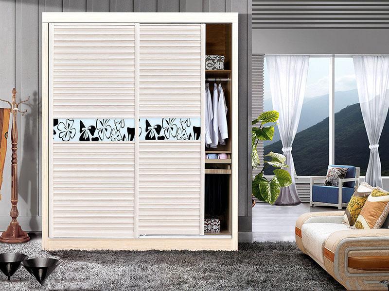 白银衣橱-供应兰州实惠的衣柜