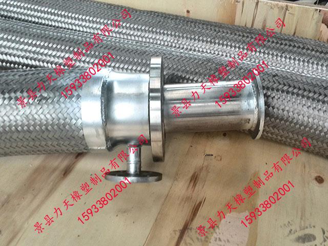 耐磨雙層保溫金屬軟管_衡水知名的雙層保溫金屬軟管提供商
