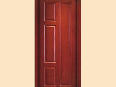 张掖免漆门-供应兰州实用的木门