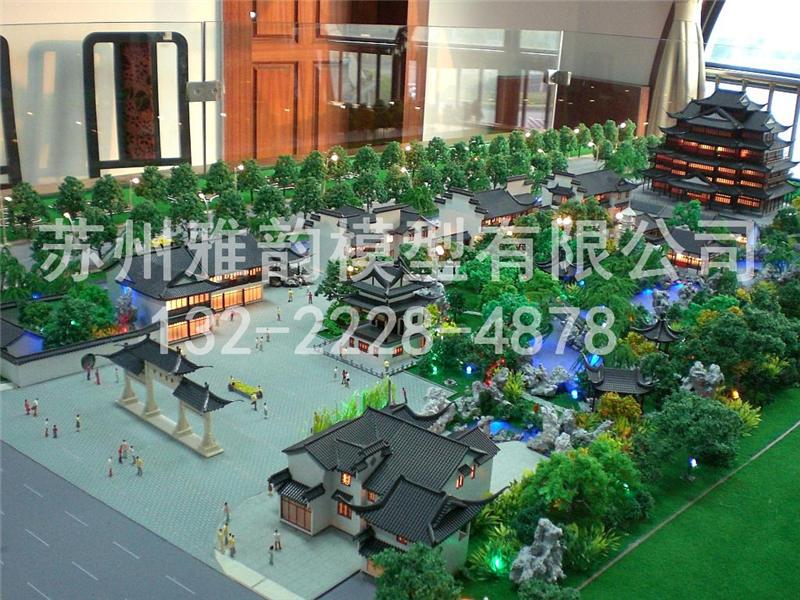 建筑沙盘模型公司|雅韵模型专业建筑沙盘模型定制