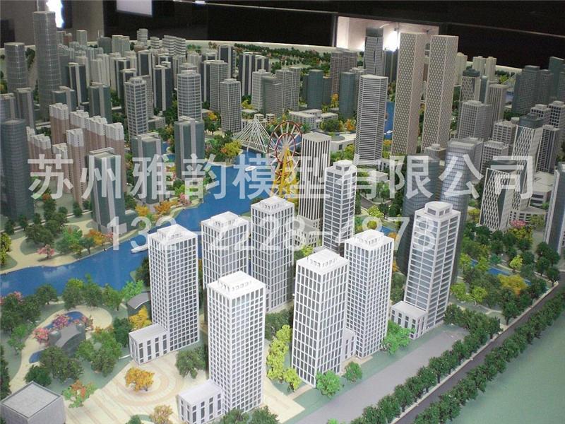 园区建筑模型公司_建筑模型定做价格