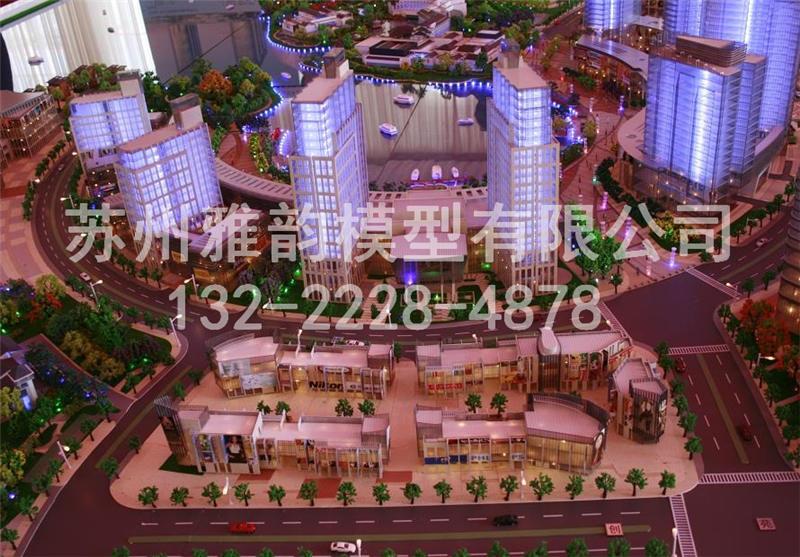 苏州建筑模型公司找哪家-盐城建筑模型图片
