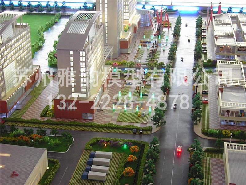 房地产模型设计_专业的房产模型制作