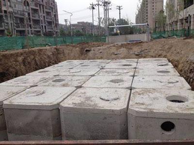甘肃水泥化粪池价格-具有口碑的水泥化粪池推荐