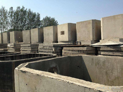 定西化粪池-想买口碑好的化粪池-就来万州宏峰水泥